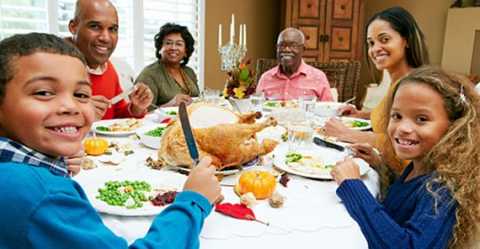 Seasonal, Heart-Healthy Holiday Foods