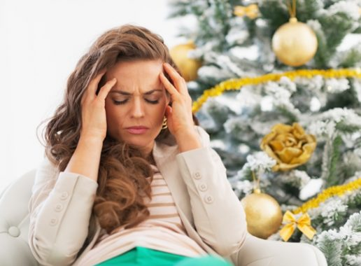 Holiday stress-busting tips