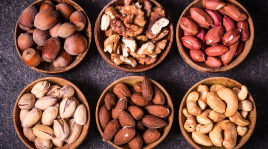 Foods to lower your cholesterol