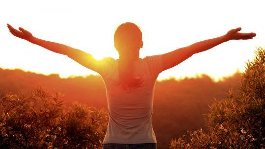 Sunlight Benefits and Danger
